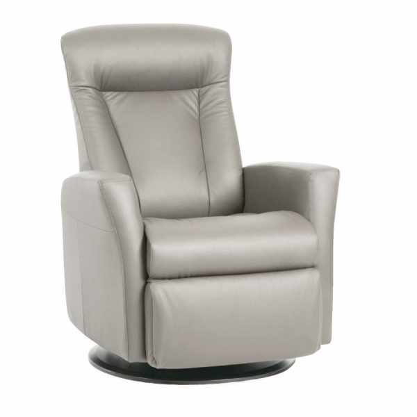 IMG Prince Recliner in Trend Cinder