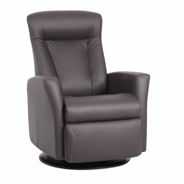IMG Prince Recliner in Trend Graphite