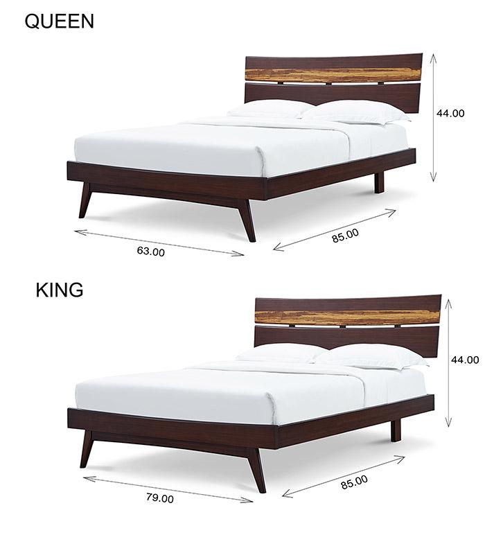 Greenington Azara Bed Dimensions