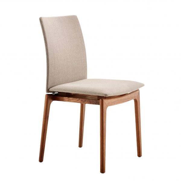 Skovby SM63 Dining Chair, Angle Front