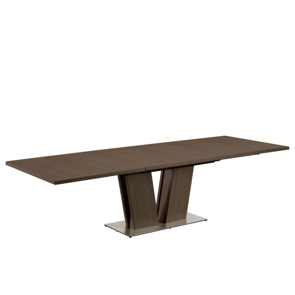 Skovby SM37 Dining Table in Oiled Walnut, Full Extension