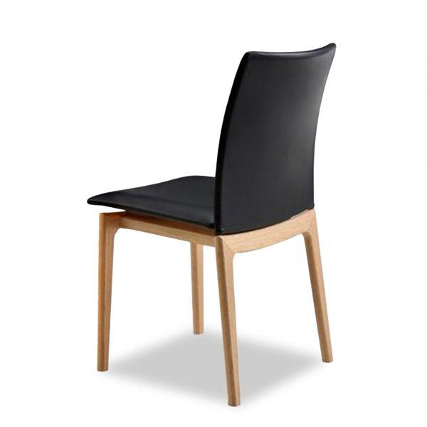 Skovby SM63 Dining Chair, Back