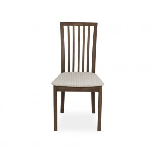 Skovby SM66 Dining Chair in Walnut, Front