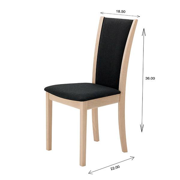 Skovby SM64 Dining Chair Dimensions