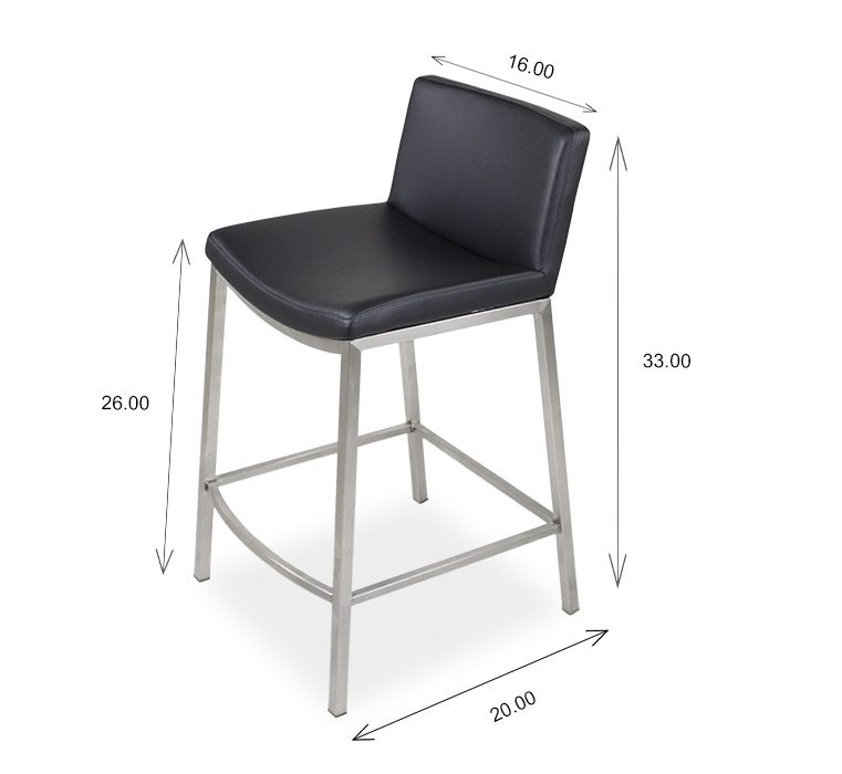 York Counter Stool Dimensions