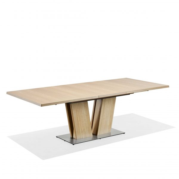 Skovby SM37 Dining Table Extended, Oak