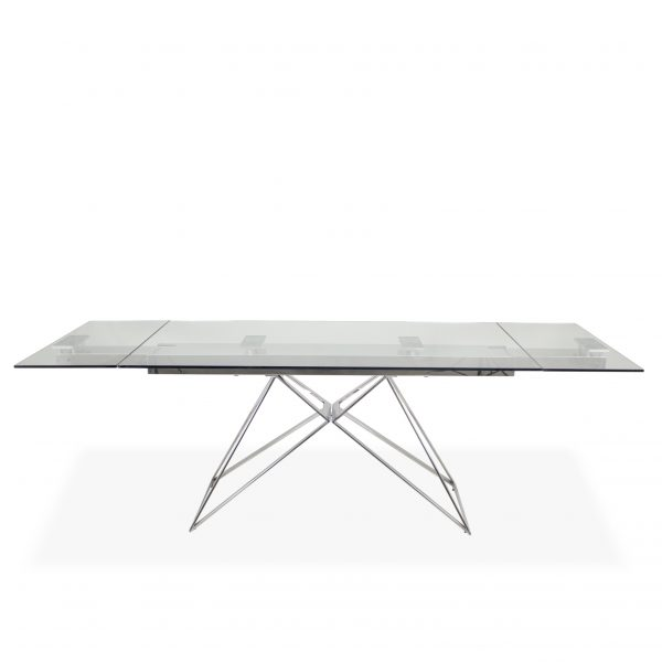 Focus Dining Table, Extended