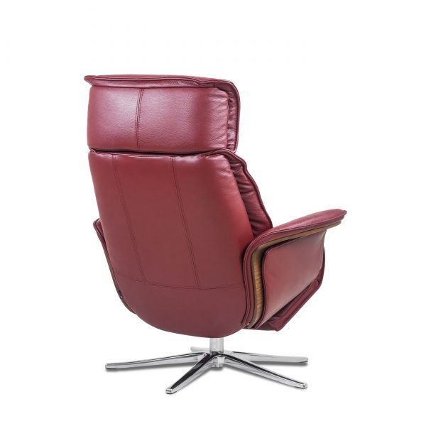 IMG Space SPM5300 in Ruby Leather, Back