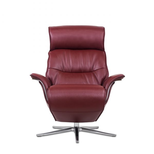 IMG Space SPM5300 in Ruby Leather, Front