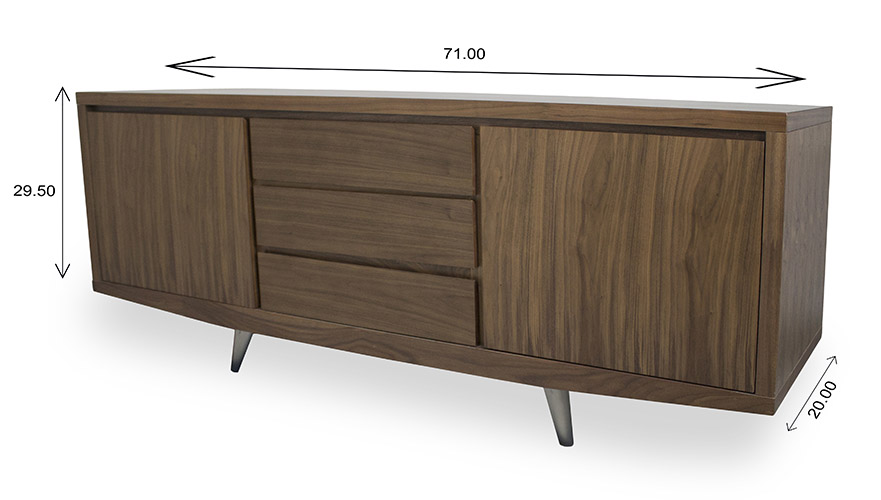 Leon Sideboard Dimensions