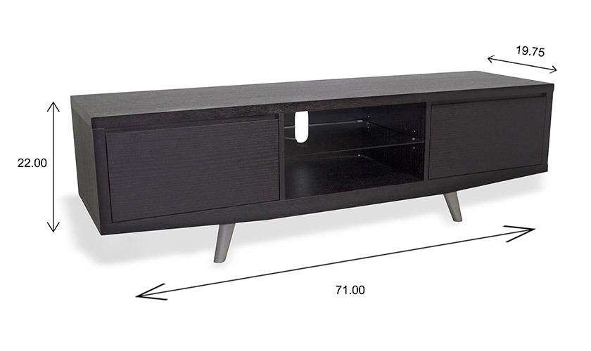 Leon TV Unit Dimensions