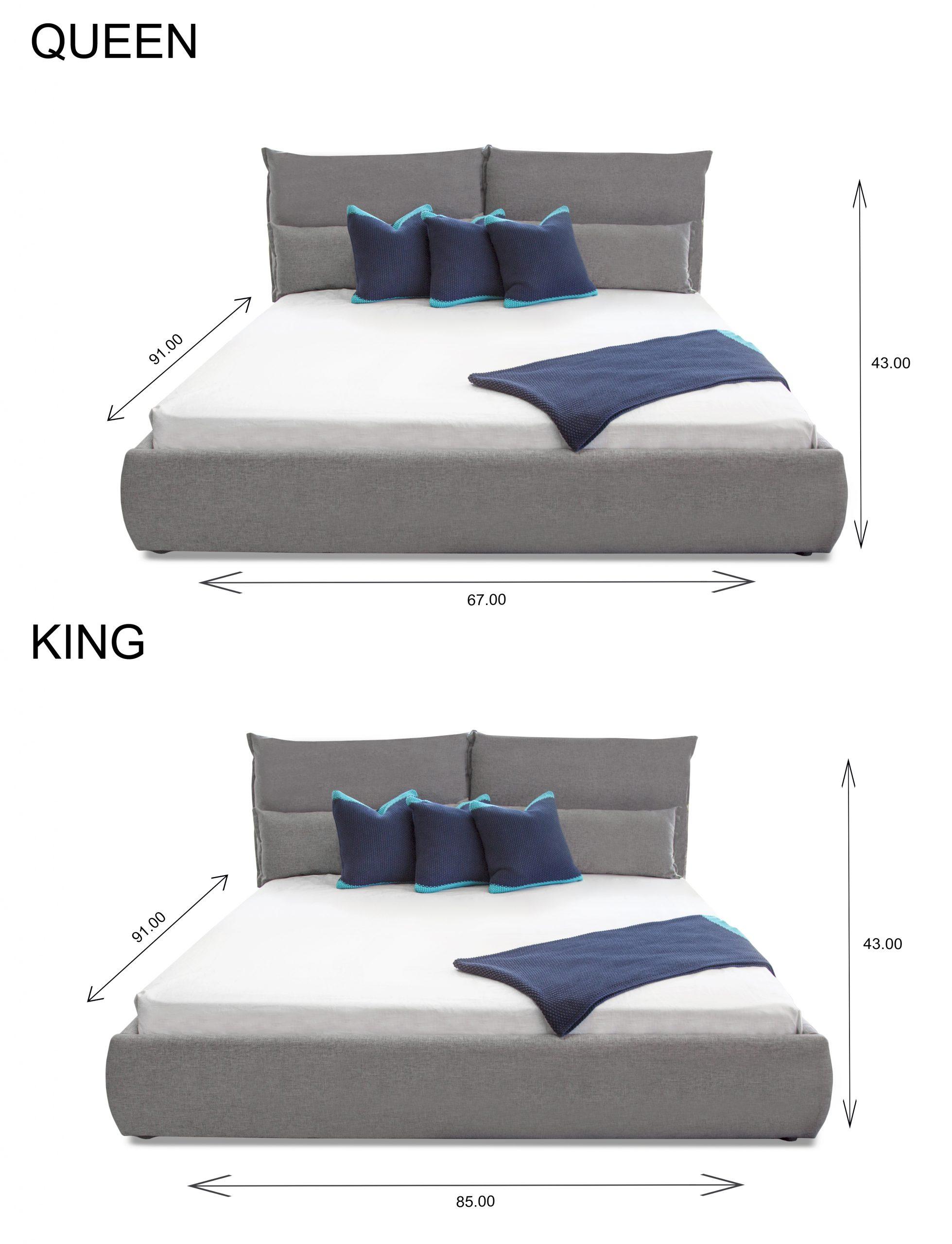 Mason Bed Dimensions