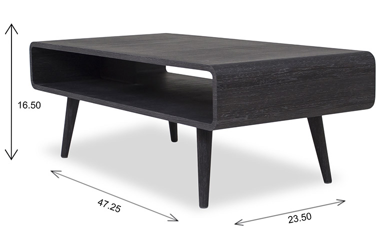 Newport Coffee Table Dimensions