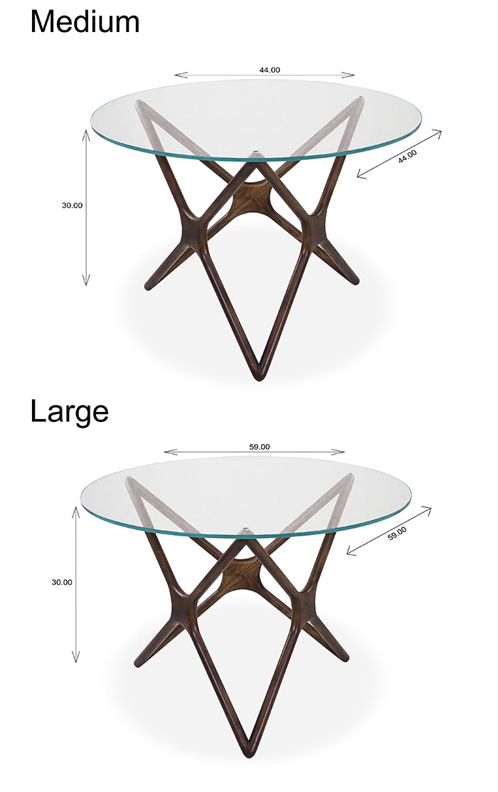 Nova Dining Table Dimensions