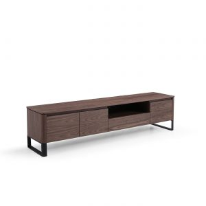 Olympia TV Unit in Walnut