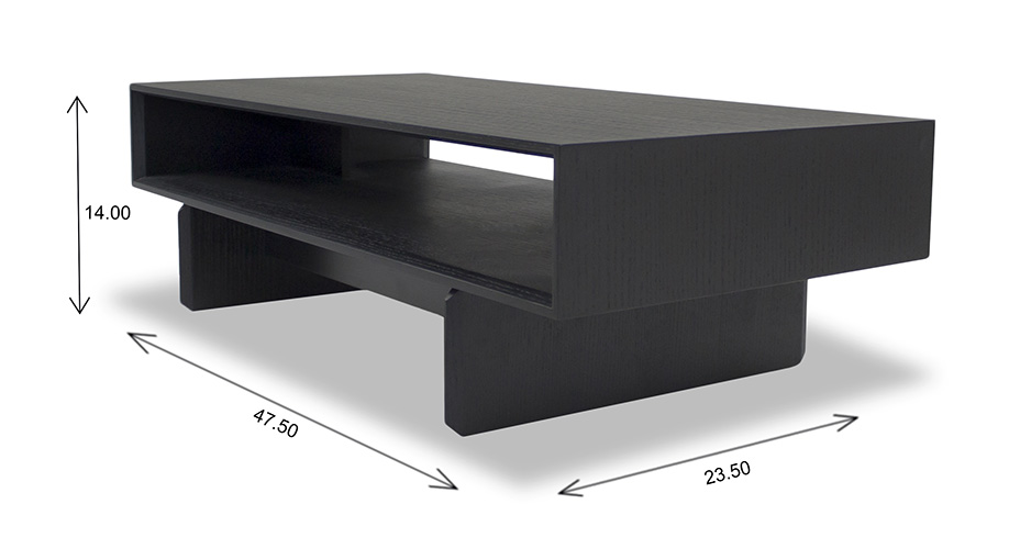 Tampa Coffee Table Dimensions