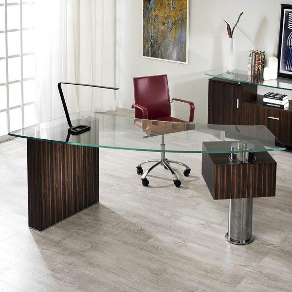 Trapez office-desk