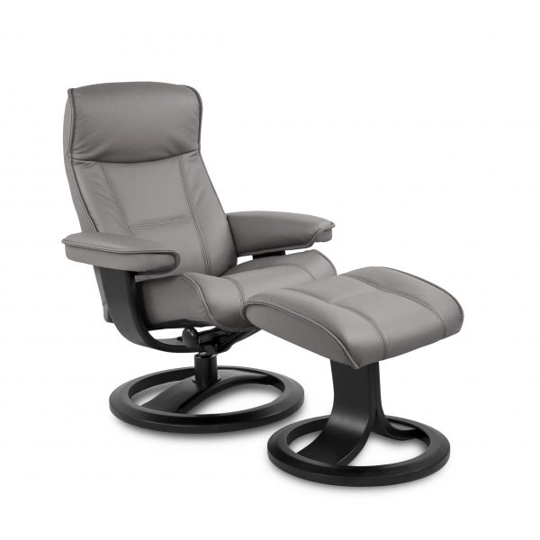 IMG Nordic 21 in Prime Stone Leather, Angle