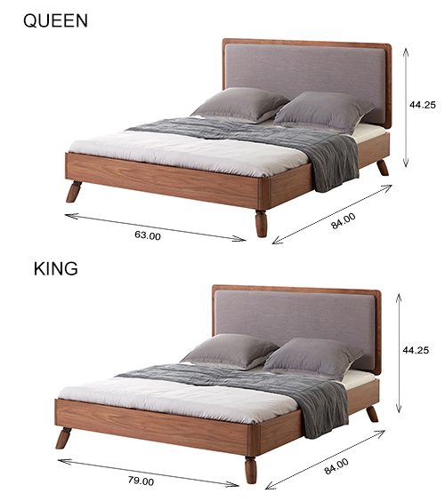 Tahoe Bed Dimensions