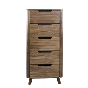 Tahoe Tallboy in Walnut, Front