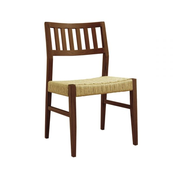 Sun Cabinet 1004RP Dining Chair in American Walnut