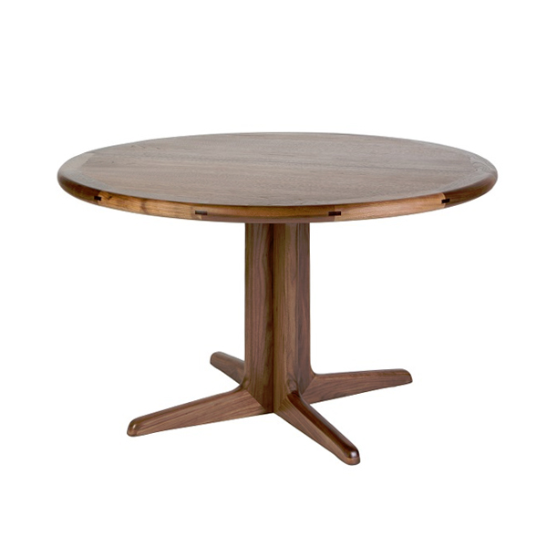 Sun Cabinet 2050 Dining Table in Walnut