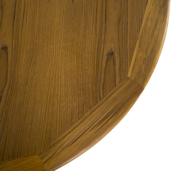 Sun Cabinet 2067 Dining Table in Teak , Close Up