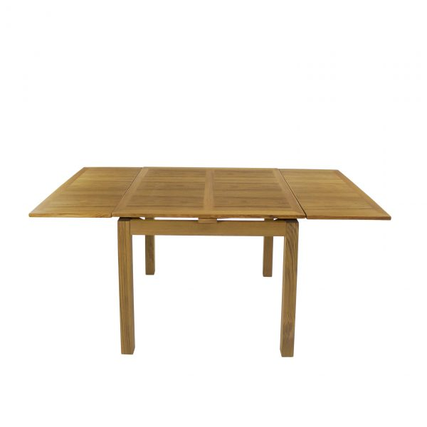 Sun Cabinet 2320 Dining Table Teak Extended front