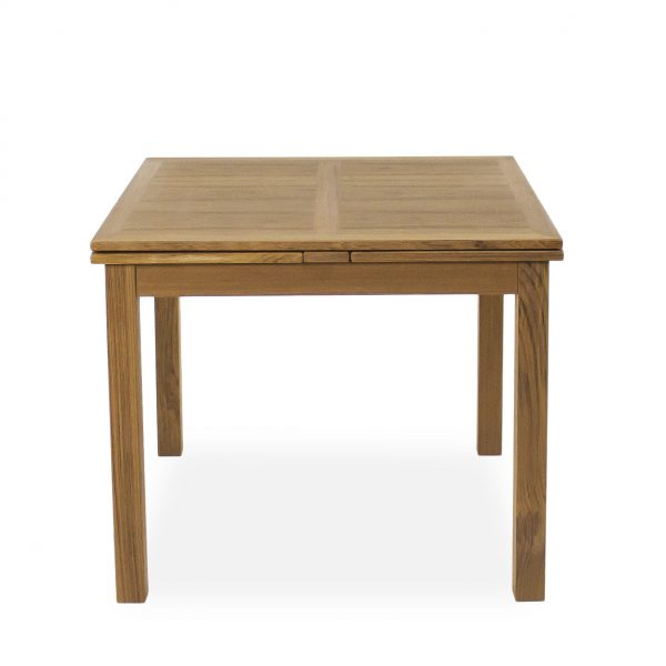 Sun Cabinet 2320 Dining Table Teak front facing