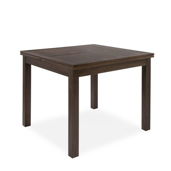 2320 Dining Table in Walnut, Angle