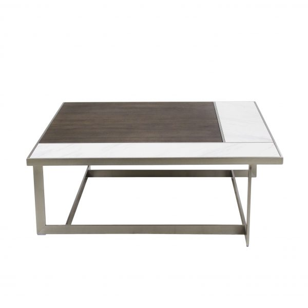 Banff Coffee Table, Straight
