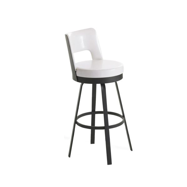 Amisco Brock Counter Stool , Side