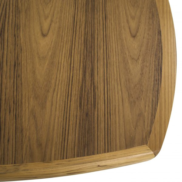 Sun Cabinet 6080 Coffee Table in Teak, Close Up