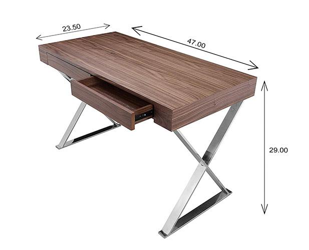 Alexa Desk Dimensions