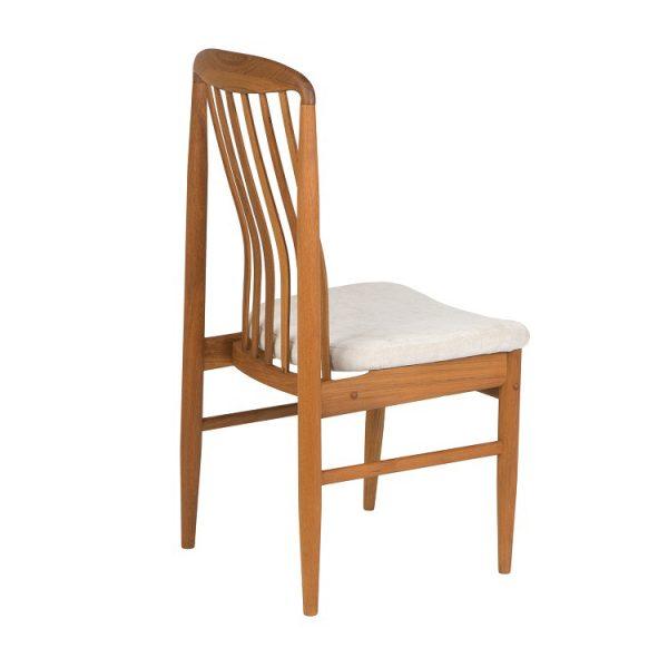 Sun Cabinet BL10 Dining Chair Back in Teak