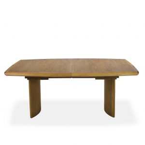 Sun Cabinet BL7 Dining Table in Teak, Closed