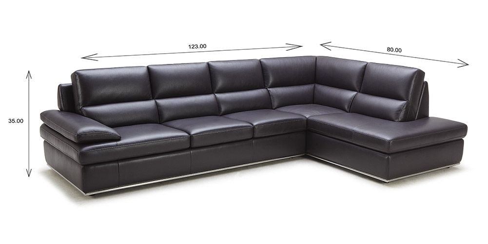 Bergen Sectional Dimensions