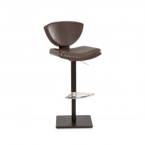 Elite Modern Bliss Bar Stool, Front