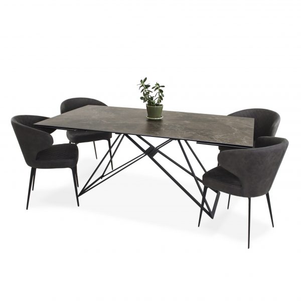 Camino Dining Table and Chairs