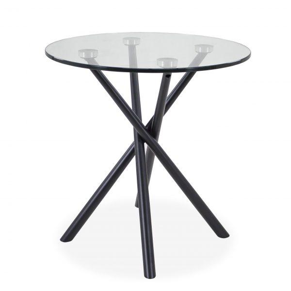 Cyrus End Table, Black