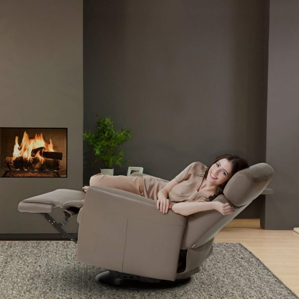 IMG Divani Recliner with Lady Reclining