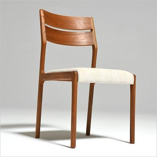 Sun Cabinet FS17 Dining Chair in Teak, Angle