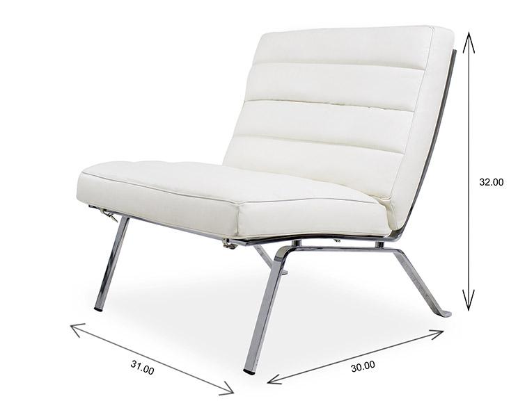 Firenze III Chair Dimensions