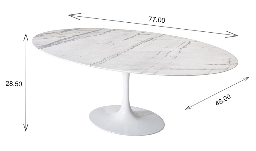 Jade Dining Table Dimensions