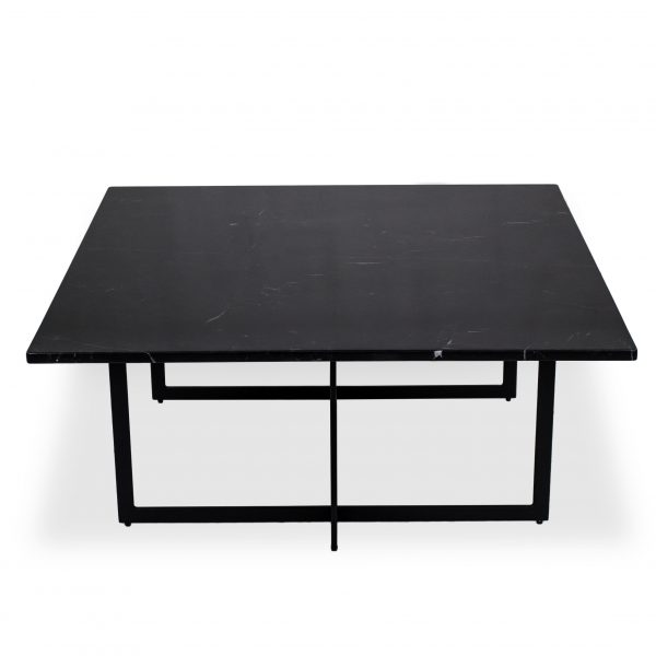 Leila Coffee Table, Marble Top