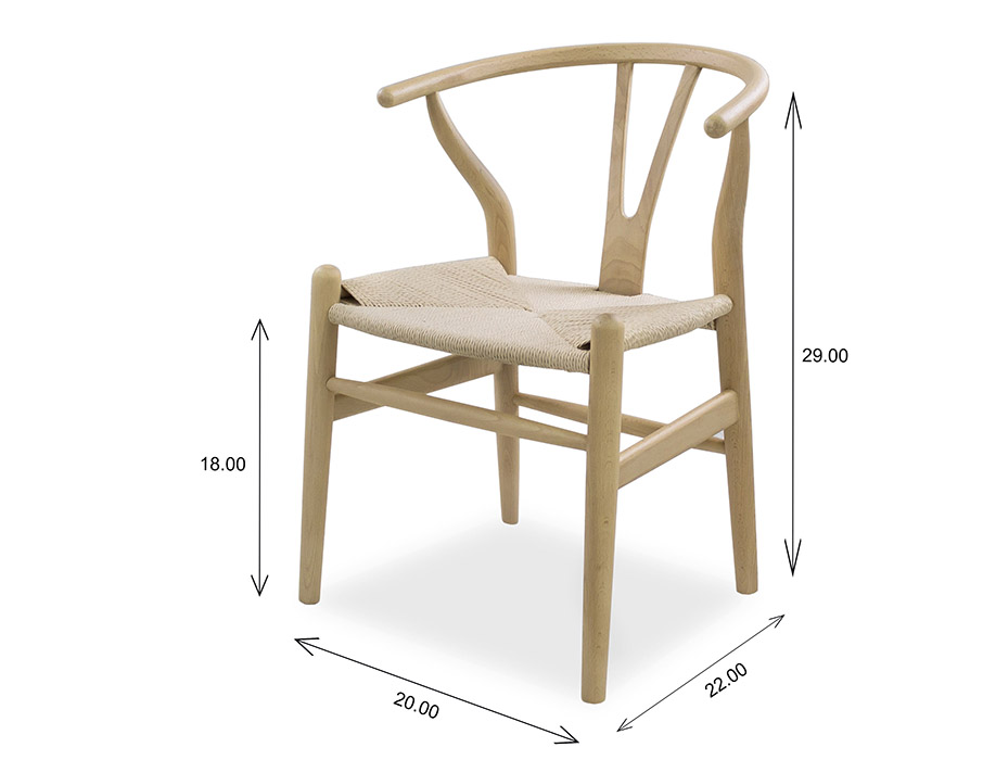 Mia Dining Chair Dimensions