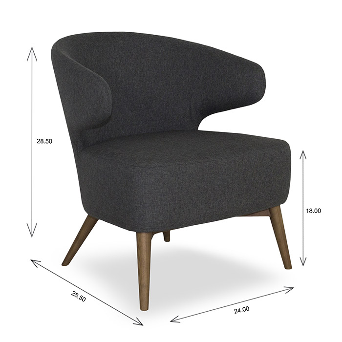 Mission Chair Dimensions