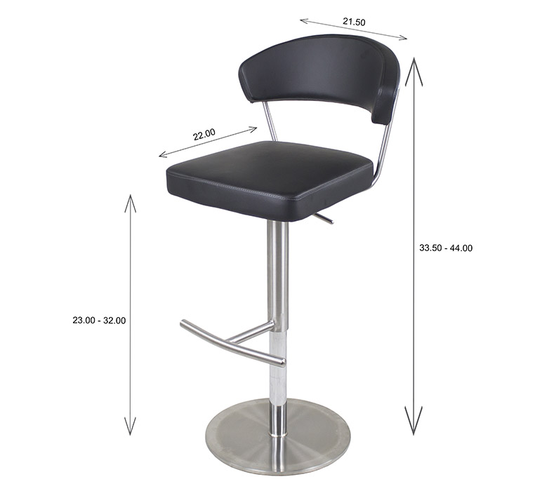 Russ Counter Stool Dimensions