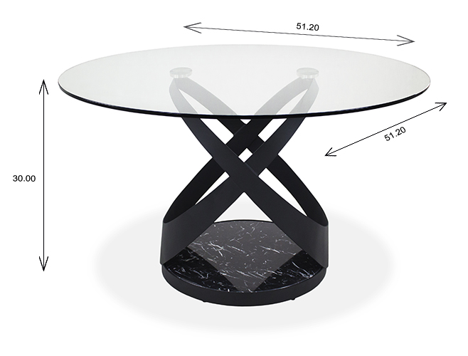 Solo Dining Table Dimensions