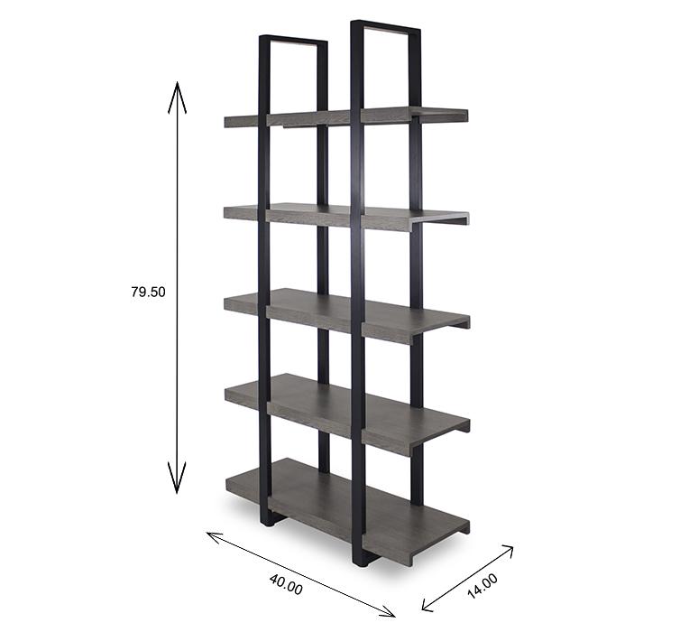 Stav Bookcase Tall Dimensions
